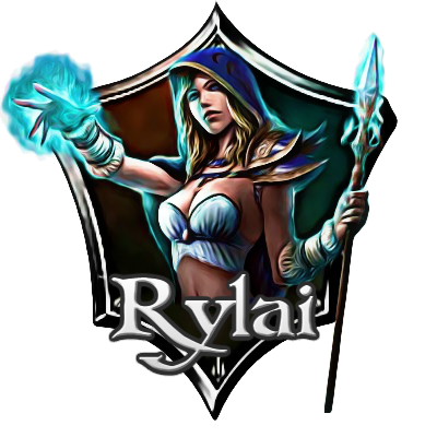 Rylai Crestfall, Crystal Maiden