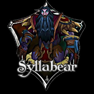 Syllabear, Lone Druid
