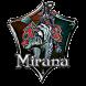 Mirana Nightshade, Priestess of the Moon